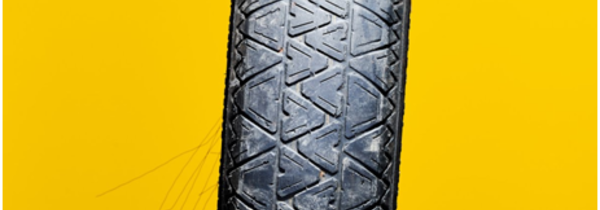 Tires: The plastic polluter you never thought about